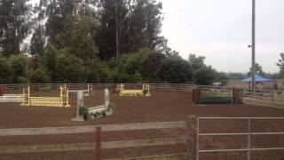 Portland and Emily Dodge FINAL round almaden medal finals