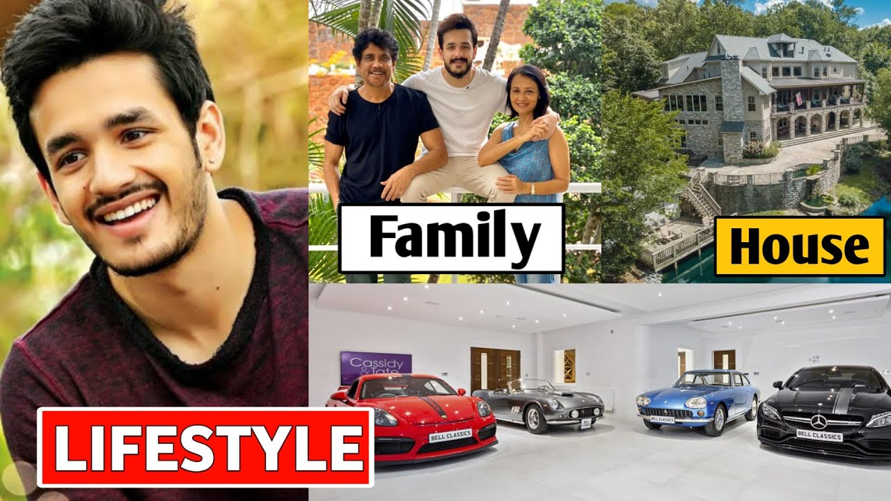 Akhil Akkineni Lifestyle 2020, Income, House, Girlfriend, Cars, Family, Biography & Net Worth