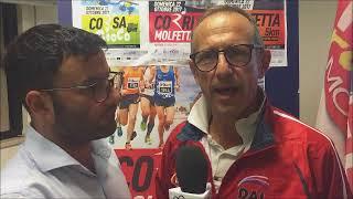 Molfetta. Il presidente dell'Asd Free Runners presenta la 12esima edizione della CorriMolfetta