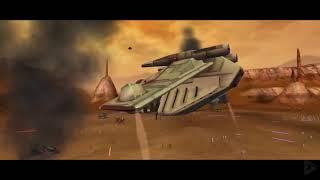 STAR WARS  The Clone Wars All Cutscenes Game Movie 1080p HD