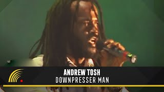 Andrew Tosh - Downpresser Man - Tributo a Peter Tosh