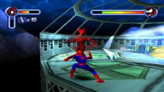 Spider-Man (PS1) Walkthrough Part 10 - Spidey vs Doc Ock & Carnage