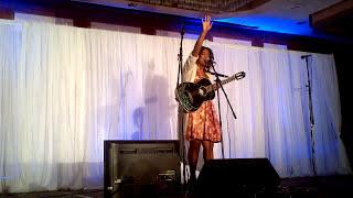 Tatiana Nicoleau Saint Esprit sele mwen @ CSC youth concert