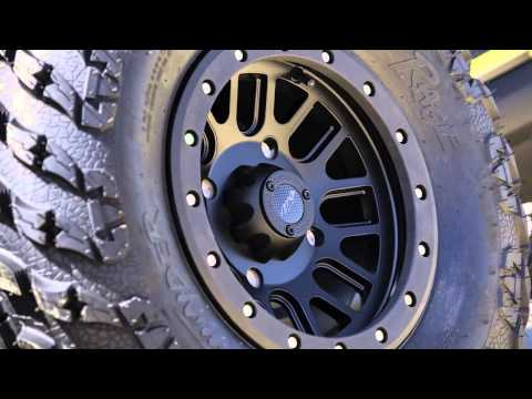 UTV Underground SHAKEDOWN: Rage Thunder Tires & MB11 Wheels by Discount Tire