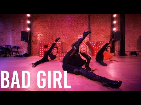 Usher - Bad Girl - Choreography by Marissa Heart  MonseeWorld