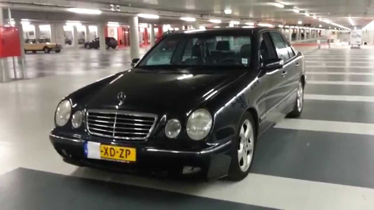 mercedes benz e class e270 cdi sart up drive in depth review interior exterior youtube. Black Bedroom Furniture Sets. Home Design Ideas