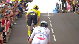 Tour De France 2020: Stage 17 Highlights