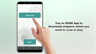 RSAR App screenshot 1