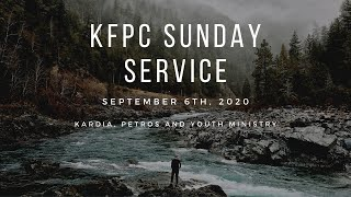KFPC Ministry Live-Stream 09.06.20