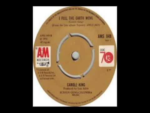 Carole King - I Feel The Earth Move (1971)