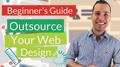 How To Outsource Web Design Work On a Budget
