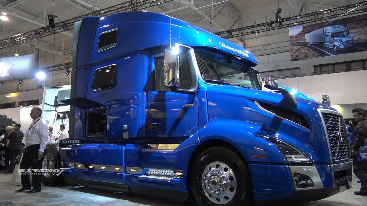 2019 Volvo Vnl 64t 860 Globe Trotter Xl Exterior And Interior Walkaround 2018 Truck World