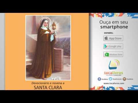Audiolivro   Devocionário e novena a Santa Clara
