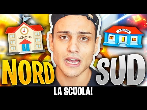 NORD VS SUD  Le Differenze IN AUTO  Awed  Doovi