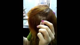 видео Уход за нарощенными волосами в домашних условиях