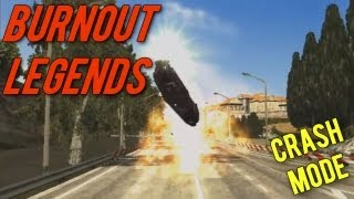 Burnout Legends (PSP) - Crashes