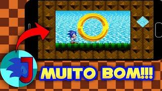 Nova Versão de TESTE do Sonic J!!!