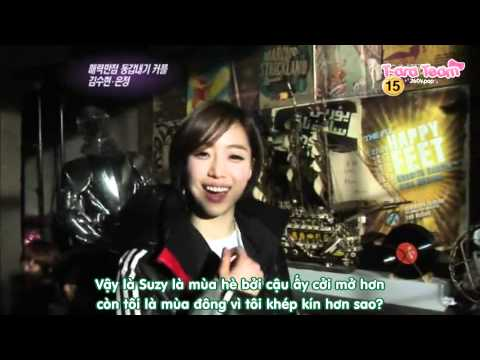[Vietsub] Entertaiment Weekly Interviews - Eunjung & Sohyun cut [360kpop]