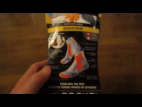 X Socks Marathon Running Socks Review