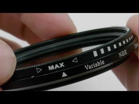 Neewer Variable ND Filter Review