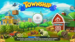 Cheat Town Ship No Root no problem Indonesia