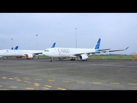Garuda Indonesia - Passenger Freighter