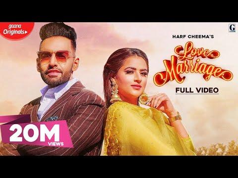 love-marriage-:-harf-cheema-&-gurlez-akhtar-(full-video)-mixsingh-|-gk-digital-|-geet-mp3