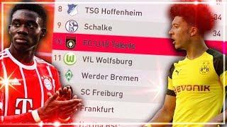 FIFA 19: BUNDESLIGA U18 TALENTE gegen die BUNDESLIGA !! 🔥😱 Karriere Experiment