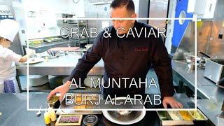 Burj Al Arab Dubai, Crab & Caviar at restaurant Al...