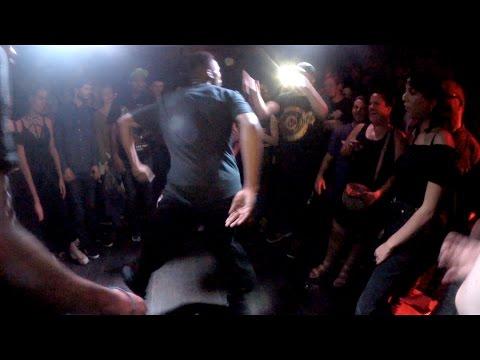 Kode 9 & DJ Earl ( TEKLIFE ) w/ footwork dancers Sirr TMO + Dre at Tropical Waste