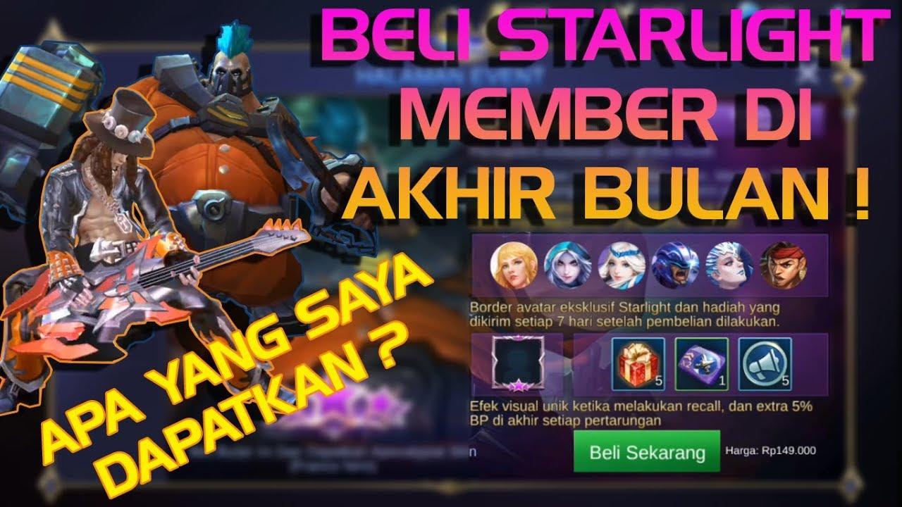 Jual Starlight Member Mobile Legend Murah Instakolek Skin Legends  Dan Aman