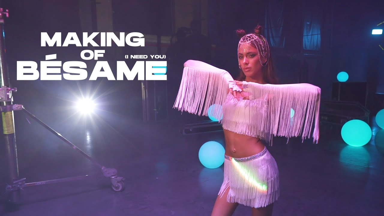 Making Of: ' Bésame (I Need You) ' | R3HAB, TINI & Reik