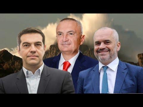 """""""DETI QË PO FALET?"""" -Enver Hoxha i shtoi det Shqipërisë, ndërsa Rama e Berisha ja japin Greqisë"""