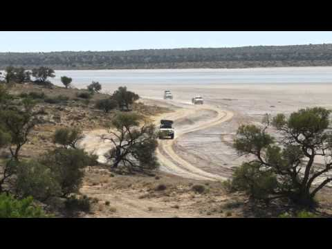 The Flinders Ranges & The Simpson Desert