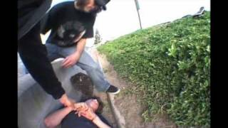 "Truman Hooker ""Worst Skateboarding Slam Ever""!!! Mike Franklin Slam!! Gnarly!!!!"