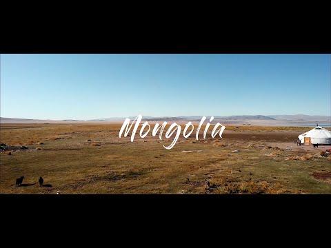 Exploring MONGOLIA - Raw Beauty
