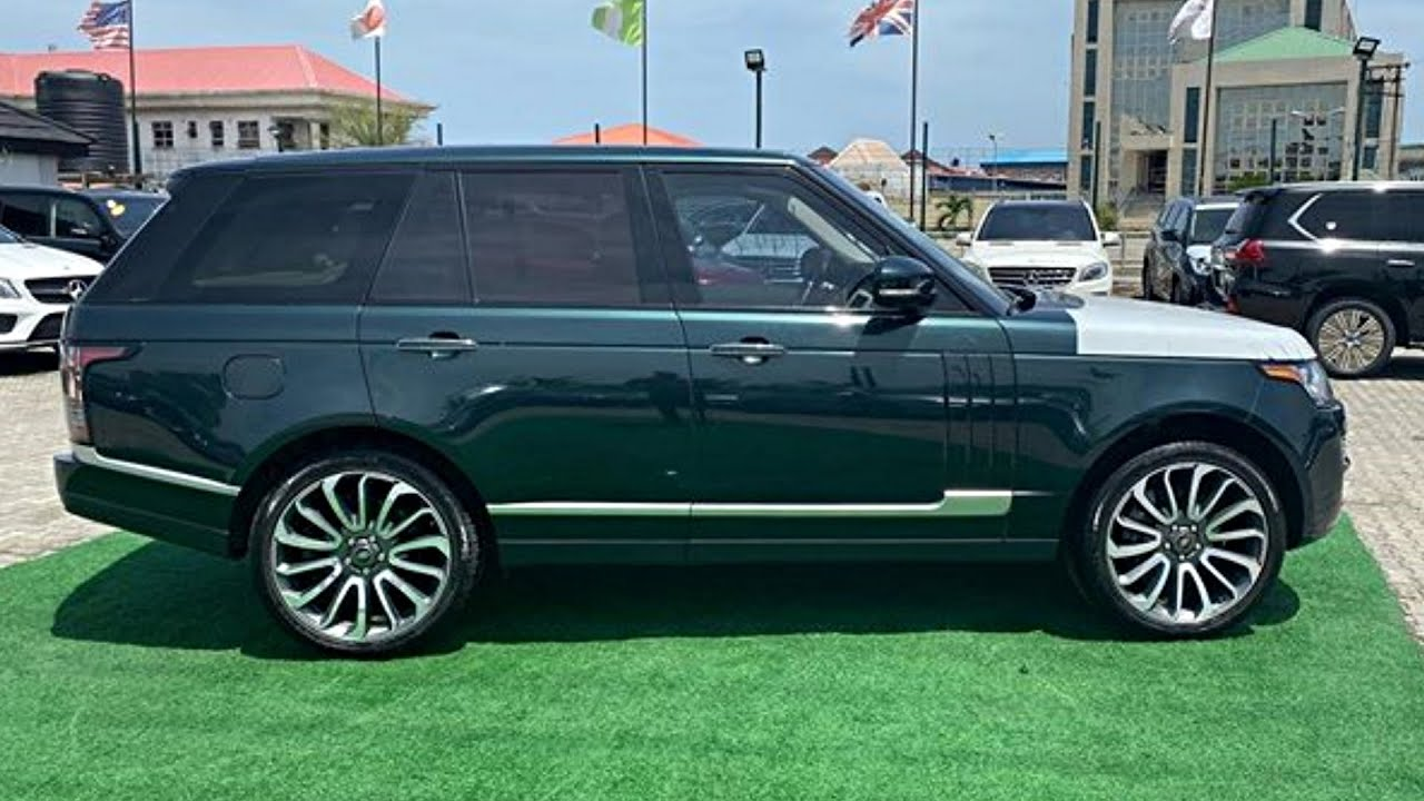 Range Rover! The most luxurious SUV ever existed? Better than Bentley Bentayga or Cullinan? (Review)