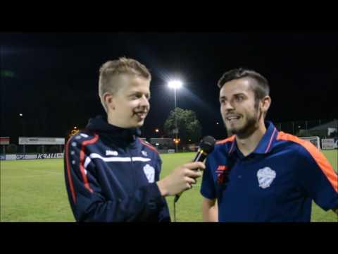 ATSV Wolfsberg 0:1 TSV Prolactal Hartberg - Interview David Zink