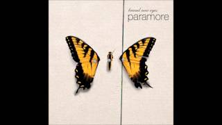 Paramore - The Only Exception - Vocals