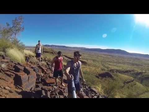 NW Australia Road Trip 2014