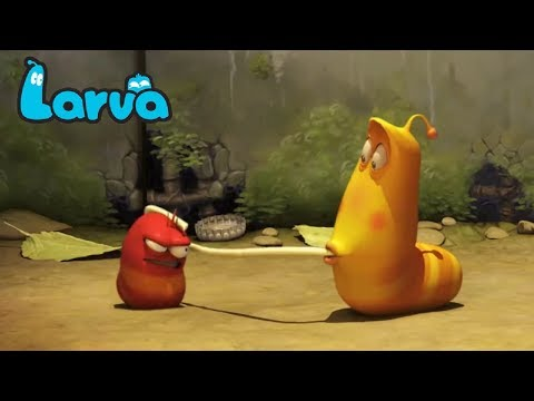 Larva Terbaru New Season  | Episodes Spaghetti - Airform - Cocoon   | Larva 2018 Full Movie