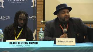 Black History Month - UP Academy Leonard