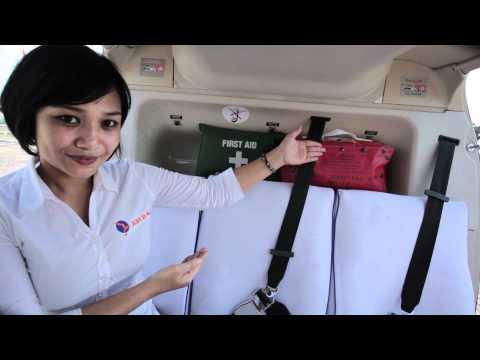 Air Bali Passenger Safety Briefing