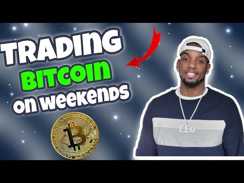 HOW TO TRADE CRYPTOCURRENCY ON THE WEEKEND   JEREMY CASH   HOW TO TRADE BITCOIN