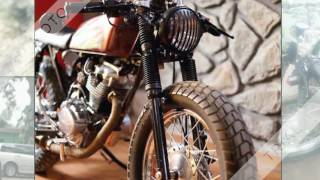honda cg 125 roadmaster cafe racer by cafe racer mymensingh