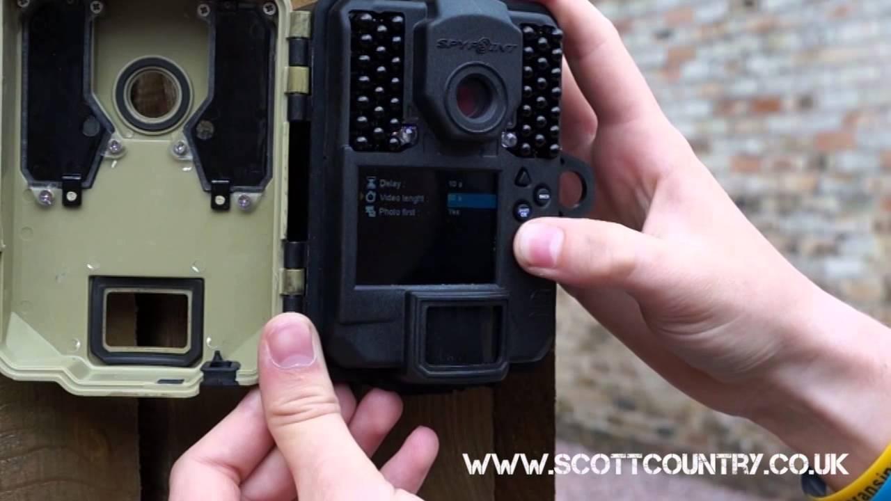 Spypoint Force-12 Camera Treiber Windows 7