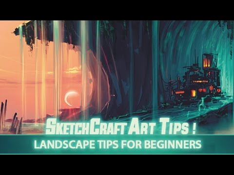 Art Tips: Landscape Painting Tips for Beginners