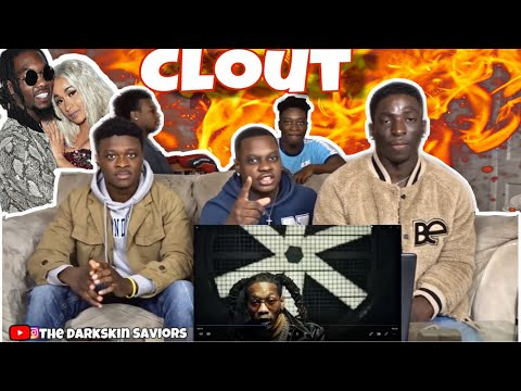 Offset - Clout ft Cardi BReaction