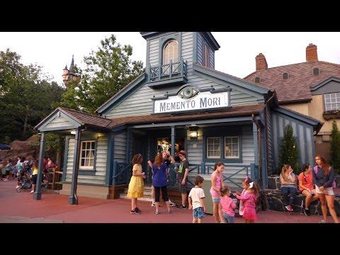 See the Spooky Memento Mori Gift Shop, Magic Kingdom, Walt Disney World Resort