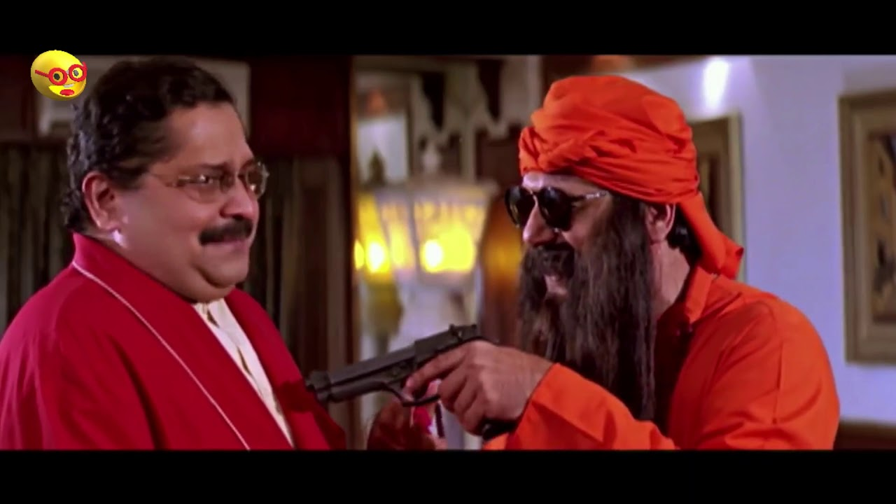 Govinda and Sanjay Dutt Ek Aur Ek Gyarah Comedy Scene ...